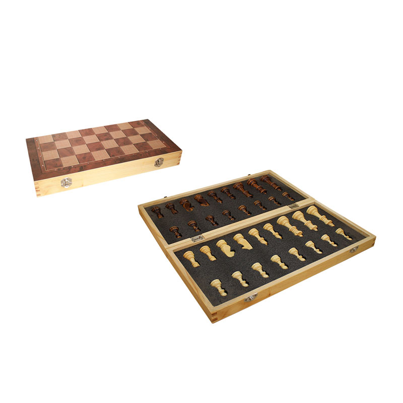 Personal Customization Handmade Lucite PU Leather Backgammon Set for Sale