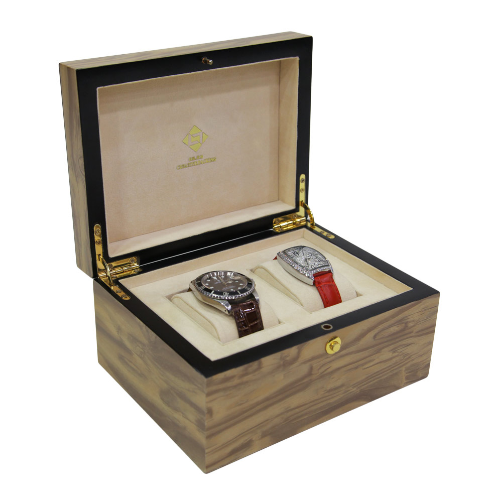 Matte Paint High Quality Hot Sales Watch Boxes
