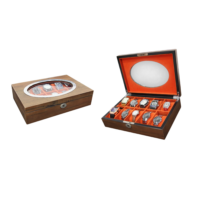 Custom Wholesale High Quality Watch Boxes For Sale